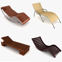 Sun Lounger Collection