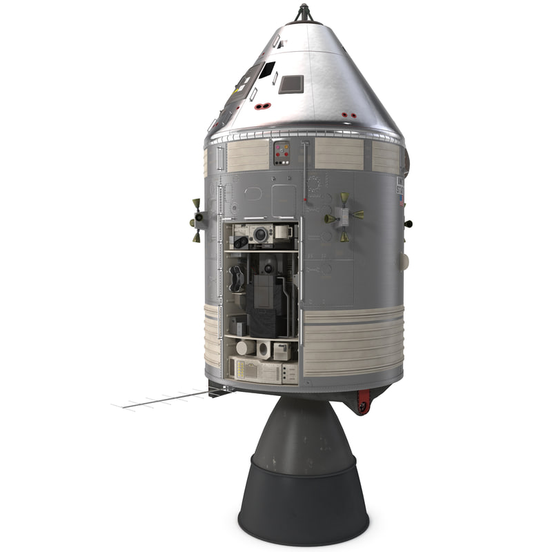 apollo spacecraft clipart - 800×800