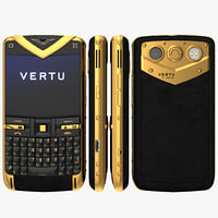 3d model vertu constellation