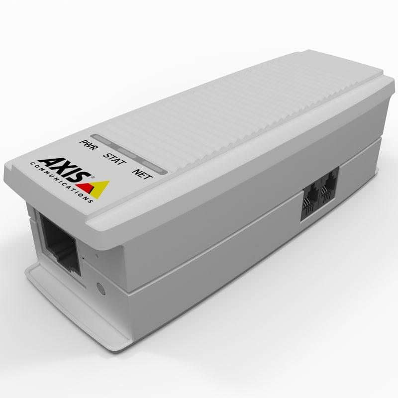 video encoder new-axis m7001 max