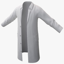 Lab Coat 3D models