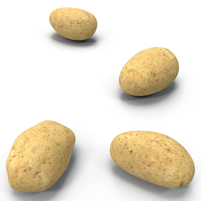 max potatoes