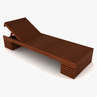 lounger lounge sun 3ds
