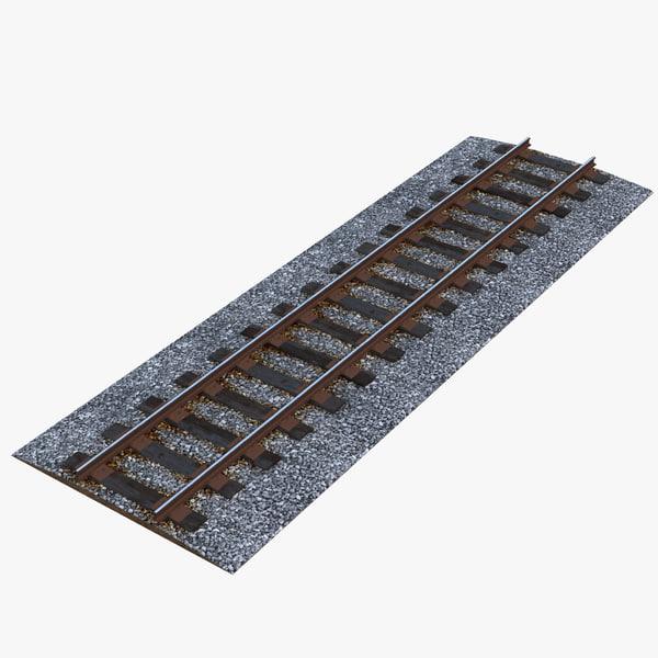 3ds max railroad 2