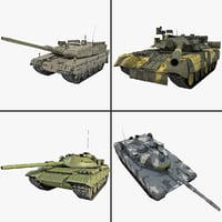 Rigged Tank Collection 2