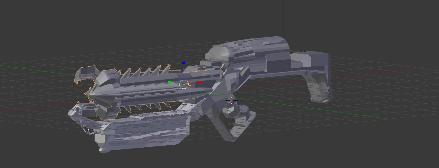 3ds max arc cannon