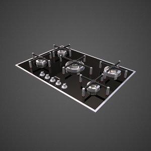 max smeg pvs750 cooktop