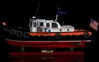 3d model detroit mailboat