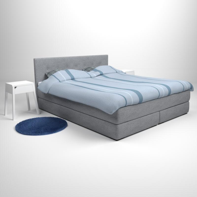 obj bed architech