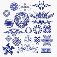 Decoration Patterns Collection
