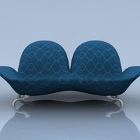 sofa seats 3ds