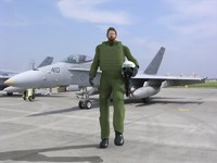 air force fighter pilot max