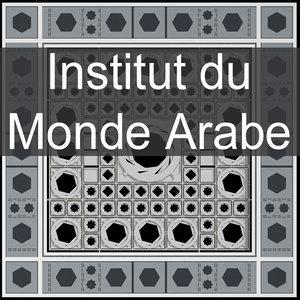institut arabe world 3d max