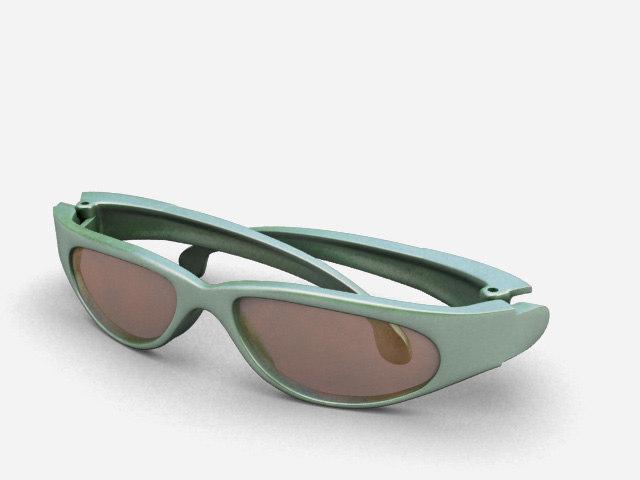 eyeglass 3d 3ds
