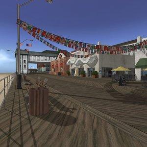 max boardwalk restaurants