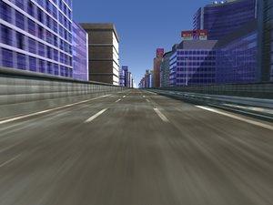 japan highway day version lwo