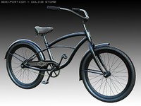 City cruiser bicycle
