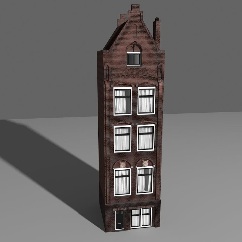 house home 3d max