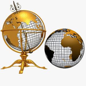 globe set max