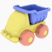 Plastic Truck Toy
