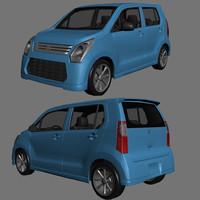 Suzuki Wagon R 2013