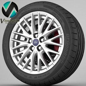 3ds max wheel focus