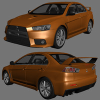 Mitsubishi Lancer EvoX 2013