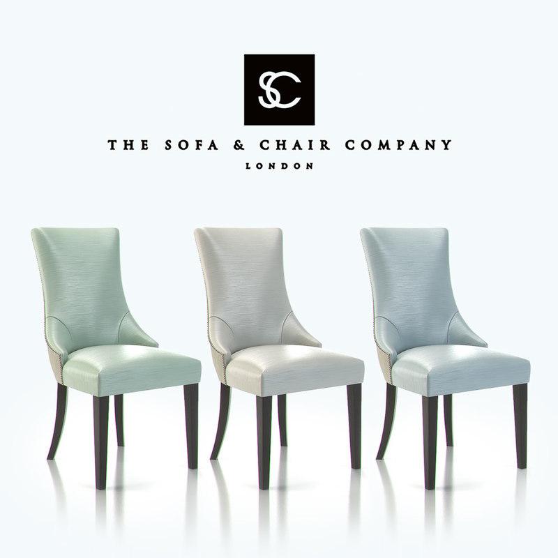 3d charles sofa chair company