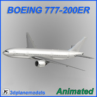 3ds max boeing 777-200er