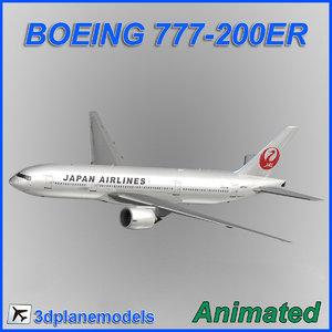 xsi boeing 777-200er