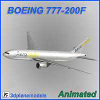 Boeing 777-200F AeroLogic