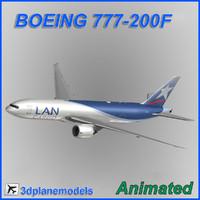 Boeing 777-200F LAN Cargo