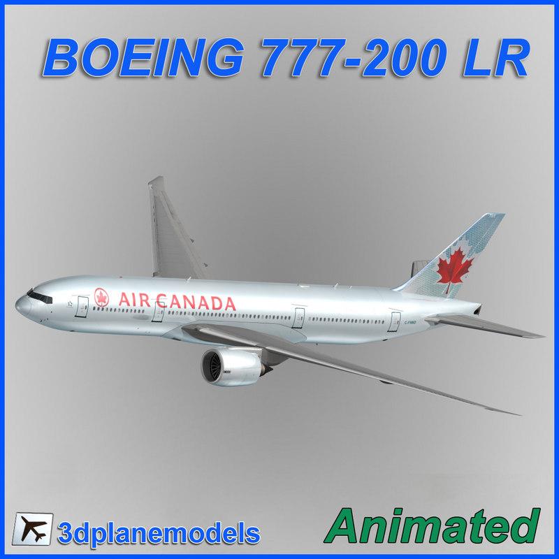 max boeing 777-200lr
