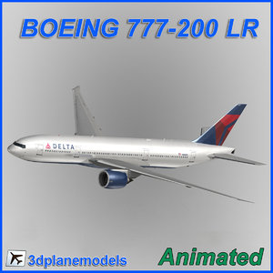 max boeing 777-200lr lining