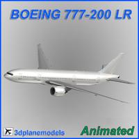 boeing 777-200lr max