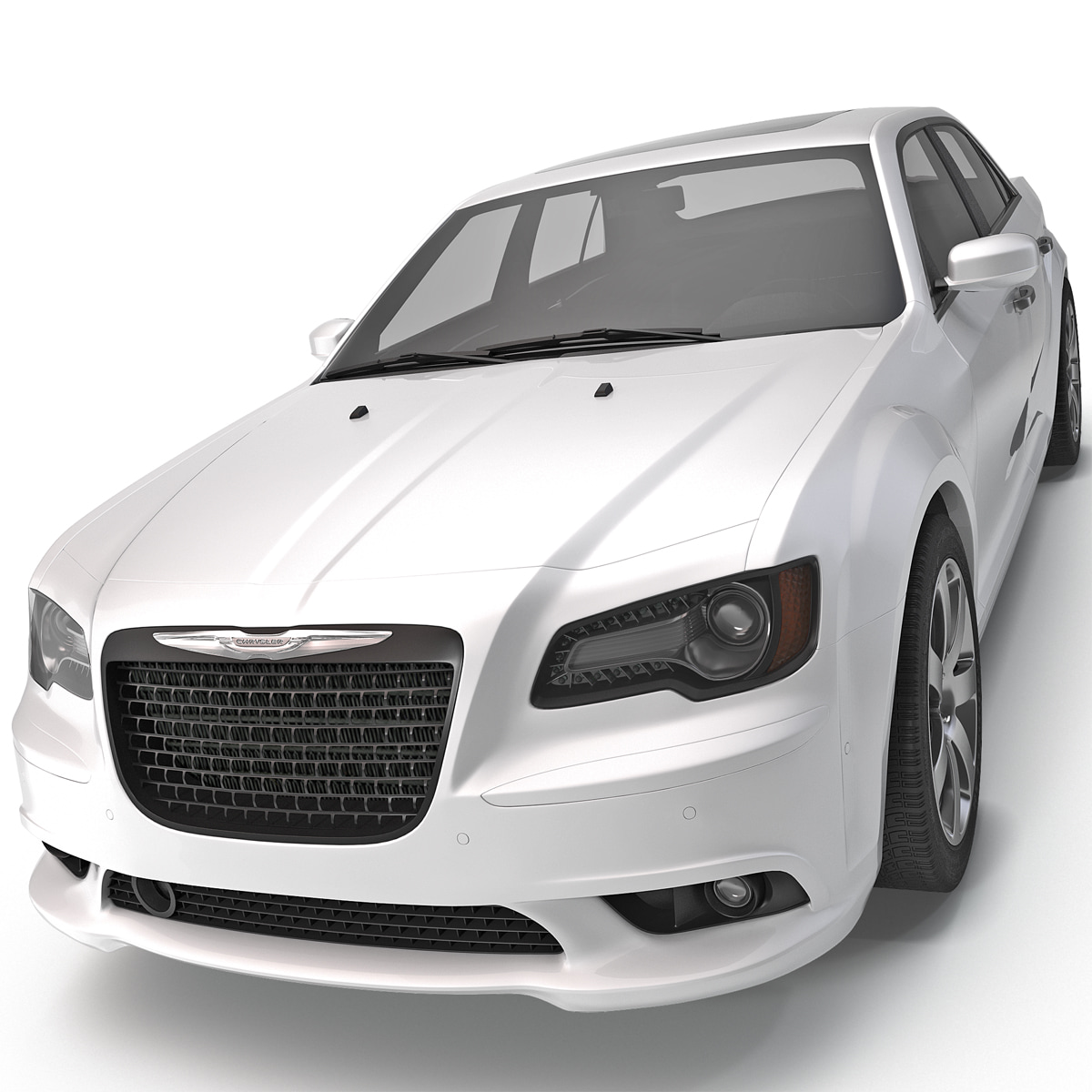 3d chrysler 300 srt8 2014