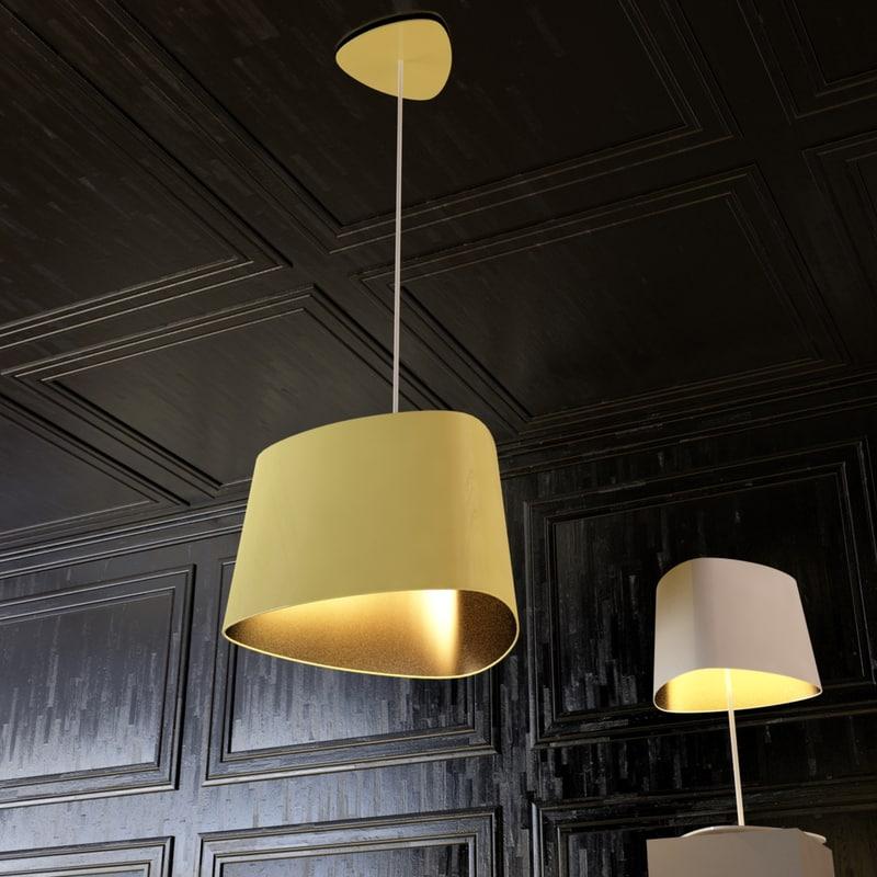 3d grand nuage lamps