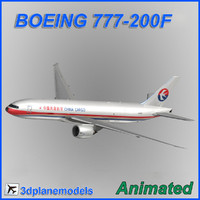 Boeing 777-200F China Cargo Airlines