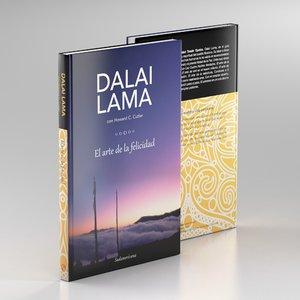 dalai lama book 3d model
