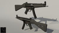 mp5a4 3ds