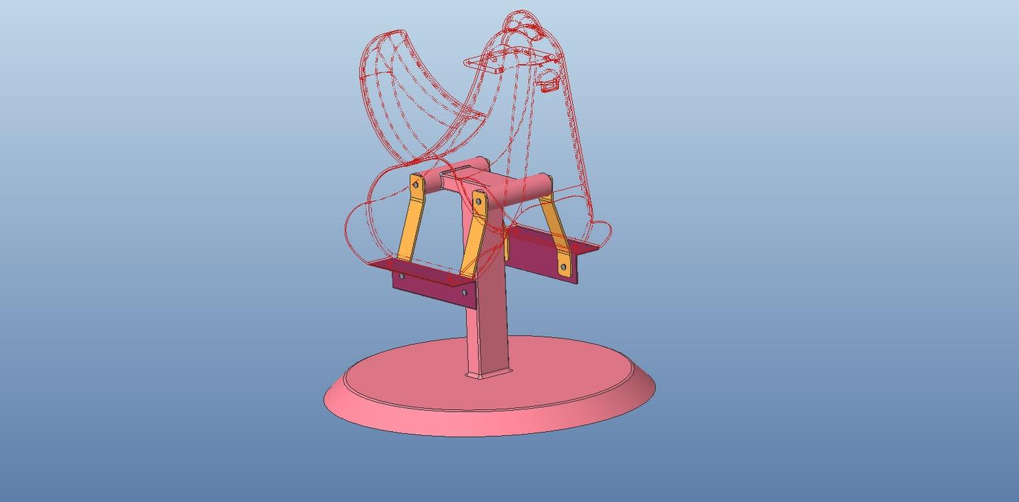 maya hen mechanism -
