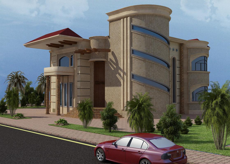 max house villa