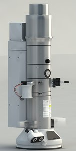 3d transmission electron microscopy