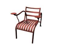 thinking man´s chair 3d max