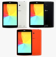 LG G Pad 7.0 all color