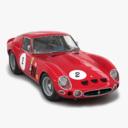 Ferrari 250 3D models