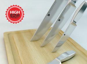 3d kitchen knife