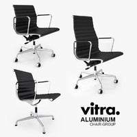 Vitra Aluminium Chair Group
