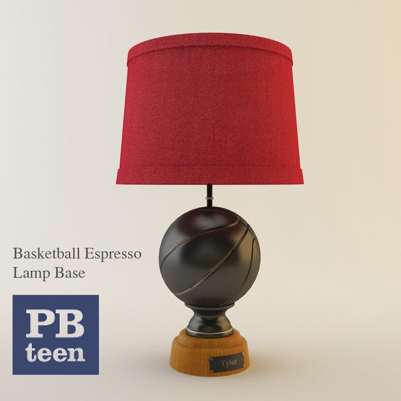 directx base basketball lamp