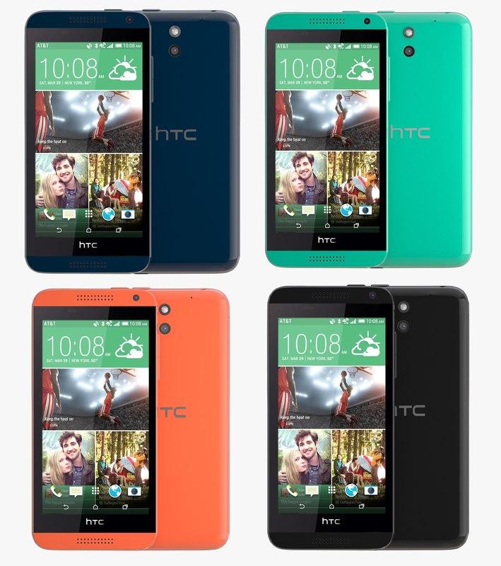 htc desire 610 color 3ds